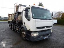 Kamión hákový nosič kontajnerov Renault Premium 370 DCI