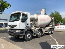 Camion calcestruzzo rotore / Mescolatore Renault Kerax 410
