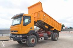 Camion Renault Kerax 260 benna edilizia usato