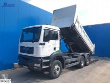 Camión MAN TGA volquete volquete trilateral usado