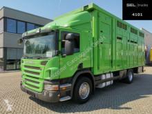 Scania állatszállító pótkocsi teherautó P P380DB4X2MNA / 2 Stock