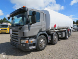 Camion Scania P310 8X2*6 24.500 L. ADR DIESEL/BENZIN