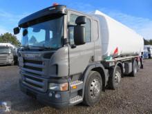 Camión Camion Scania P310 8x2*6 24.500 l. ADR Diesel/Benzin