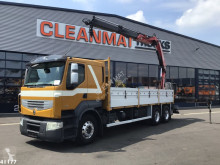 Ciężarówka platforma Renault Premium 410