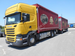 Camión Scania R R450 6X2 E RIMORCHIO OMAR 25385P usado