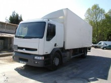 Renault Premium 270 truck used plywood box