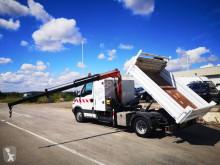 Camión Iveco Daily 50C14 volquete de obra usado
