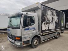 Camion rideaux coulissants (plsc) Mercedes Atego