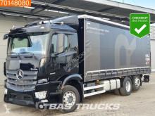 Camion rideaux coulissants (plsc) Mercedes Antos 2543