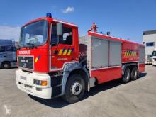 Пожарная машина MAN F