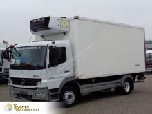 Camion Mercedes Atego 1218 frigo monotemperatura usato