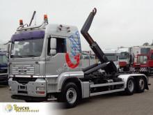 Ciężarówka MAN TGA Hakowiec używana