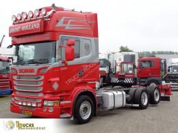 Camion Scania R 500 telaio usato