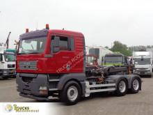 MAN TGA 26.410 truck used hook lift