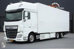 Camión frigorífico mono temperatura DAF XF 460