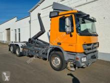 Camion scarrabile Mercedes Actros 2551 L 6x2 2551L/6x2,Meiller, Lenk-Liftachse V 8