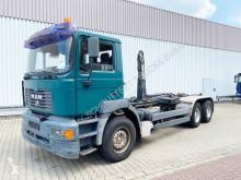 Camión Gancho portacontenedor MAN 27.414 DFC 6x4 BB DFC 6x4 BB Sitzhzg.