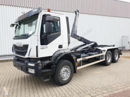 Camion Trakker AD380T45 6x4 Trakker 380T45 6x4 Palift T20.70, mit Retarder polybenne occasion