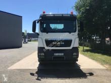Camión MAN TGL 400.26 caja abierta teleros usado