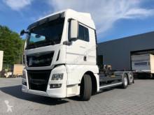 Camion MAN TGX TGX 26.440 XLX- BDF- Lenkachse-Lift- Kühlbox-TOP telaio usato