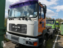 Camion MAN FE310A porte containers occasion