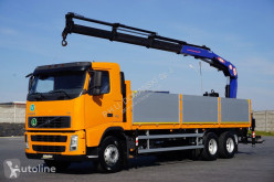 Ciężarówka platforma Volvo FH 400 / SKRZYNIOWY + HDS / 6 X 4 / MANUAL / HDS PM 24