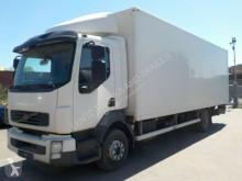 Camión furgón Volvo FL240-HEBEBÜHNE-SEITENTÜR-ORG KM