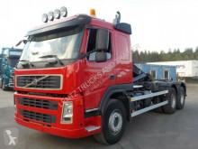 Camião multi-basculante Volvo FM420-6X4-BLATTGEFEDERT