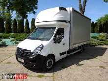 Camion savoyarde Opel MOVANOSKRZYNIA PLANDEKA KLIMATYZACJA
