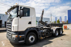Camion Scania R 420 portacontainers usato