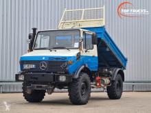 Caminhões basculante tri-basculante Mercedes Unimog U 1450 L -(427) - Kipper - Tipper - Benne