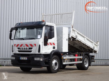 Iveco two-way side tipper truck Eurocargo