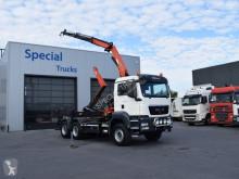 卡车 双缸升举式自卸车 曼恩 TGS 33.400