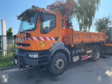 Renault hátra és egy oldalra billenő kocsi teherautó Kerax 380