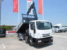 Iveco Eurocargo 140 E 22 truck used three-way side tipper