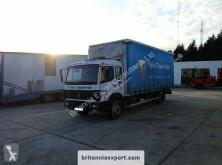 Mercedes 1217 truck used tautliner
