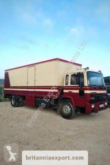 沃尔沃FL6卡车 617 厢式货车 二手