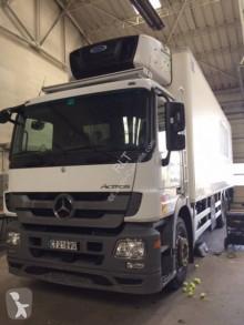 奔驰Actros卡车 冷藏运输车 单温度调节 二手