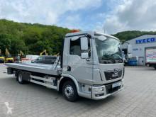 卡车 修理车 曼恩 TGL TGL 8.190 FG mit neuem Schiebeplateau