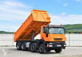 Camión volquete Iveco Trakker 450 Kipper 5,60m * 8x4! TOPZUSTAND !