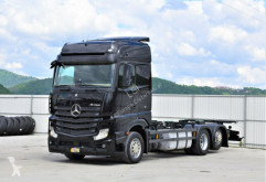 Ciężarówka Mercedes ACTROS 2542 Fahrgestell 6,70m - BDF *Topzustand! podwozie używana