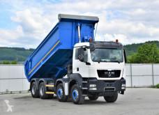 Camion MAN TGS 35.480 Kipper *8x4* !! ribaltabile usato