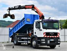 卡车 车厢 曼恩 TGM 18.290 Kipper 4,80 m+PK 14002-EH B + FUNK!