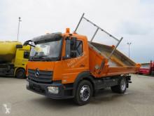 Kamión Mercedes Atego 1324 K 2-Achs Kipper Meiller korba trojstranne sklápateľná korba ojazdený