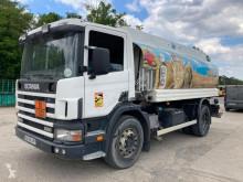 Camion cisterna idrocarburi Scania P 94-220