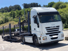Camion porte voitures Iveco Stralis 440 S 45