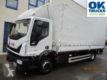 Iveco ponyvával felszerelt plató teherautó Eurocargo ML140E28/P EVI_C