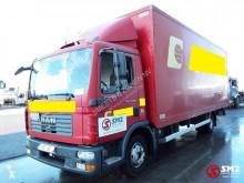 卡车 厢式货车 曼恩 TGL 12.180