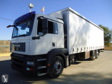 Camion MAN TGA 26.330 Teloni scorrevoli (centinato) usato