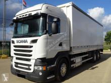 Camion Teloni scorrevoli (centinato) Scania R 500